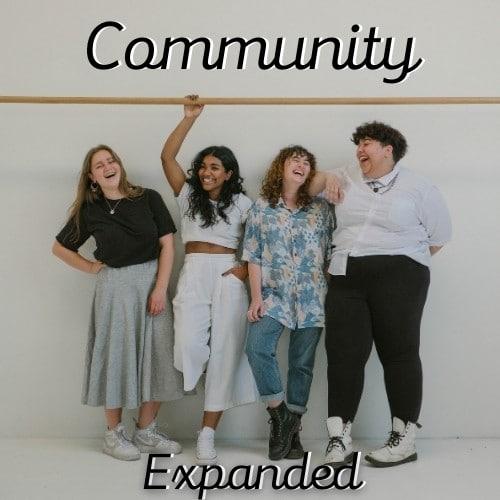 women's personal finance community